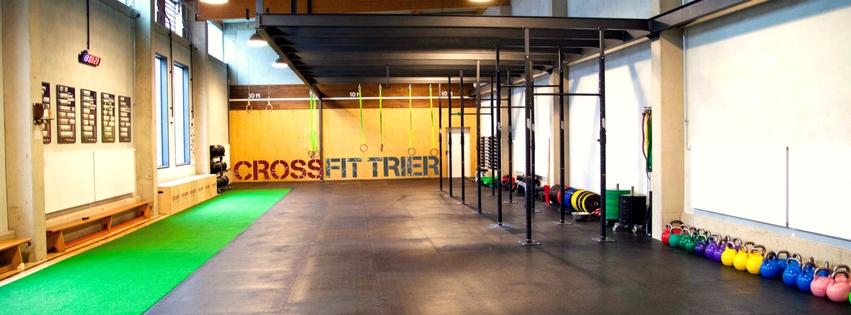 Ein Blick in unsere Box, CrossFit Trier